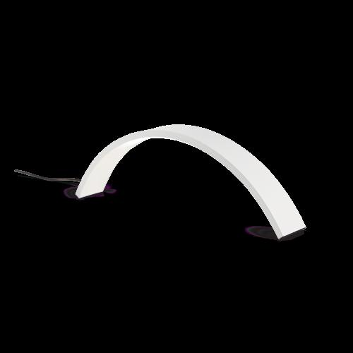 IDEAL LUX - Настолна лампа AIR TL24 BIANCO 207766