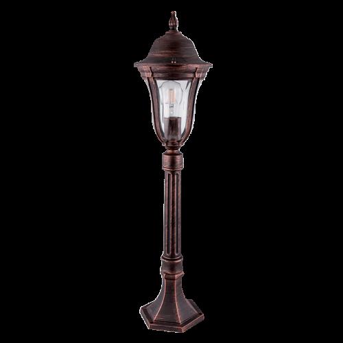 ELMARK - GARDEN LAMP MARK 1XE27 H860mm 96205F/BRB