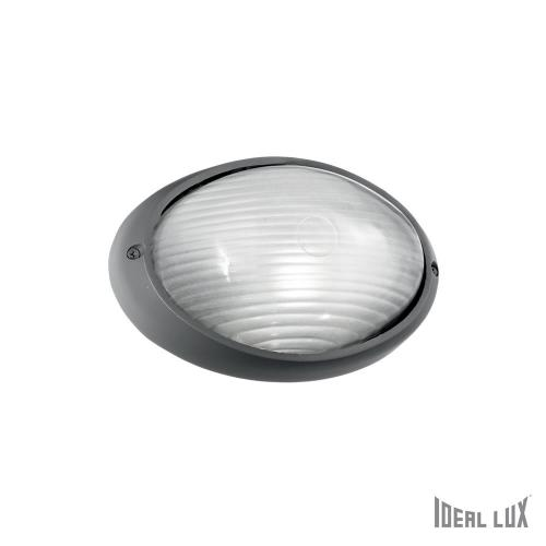 IDEAL LUX - Аплик MIKE AP1 SMALL Antracite  061788
