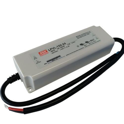 MEAN WELL - Водоустойчиво LED захранване LPV-150-24