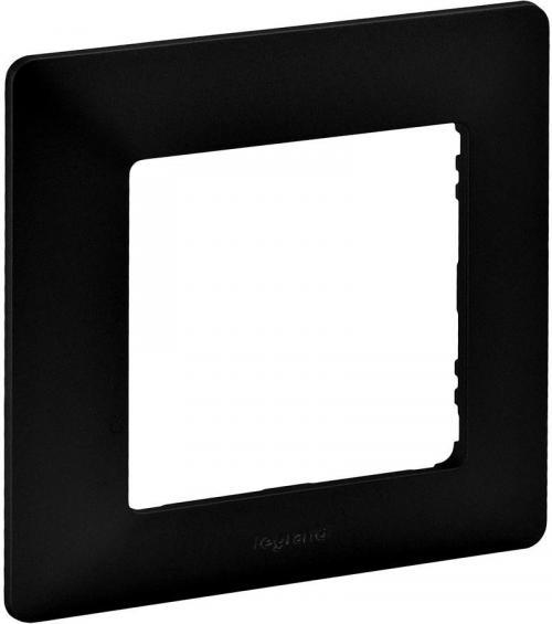 LEGRAND - Единична рамка Valena Life 754251 черно