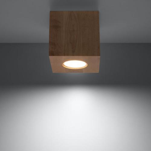 SOLLUX - Луна за външен монтаж QUAD wood SL.0493