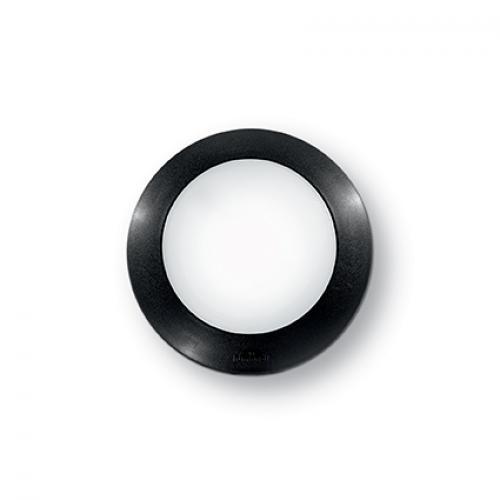 IDEAL LUX - Аплик BERTA AP1 SMALL Nero 096438