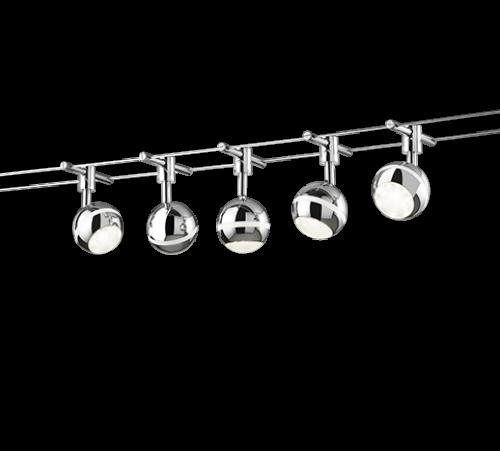TRIO - Въжена осветителна система   Baloubet  778210506