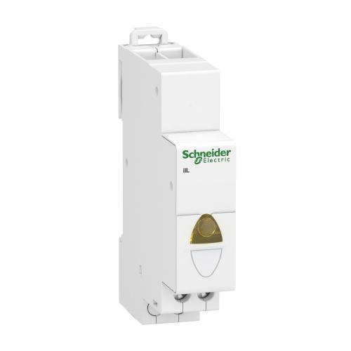 SCHNEIDER ELECTRIC - Модулен индикатор Acti 9 iIL 110…230Vac жълт A9E18324