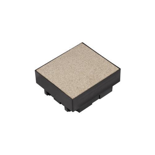 SCHNEIDER ELECTRIC -  ETK44834 Конзола за замазка за подова кутия Ultra 4 модула 45x45
