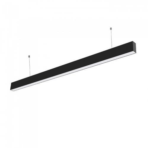 V-TAC PRO - LED Linear Up Down Light SAMSUNG Chip 60W Hanging Black Body 4000K SKU: 379 VT-7-60