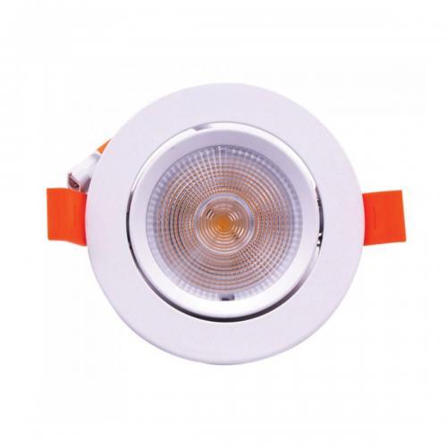 V-TAC PRO - LED Downlight SAMSUNG Chip 10W Movable 4000K SKU: 840, 3000К-839, 6400К-841 VT-2-10