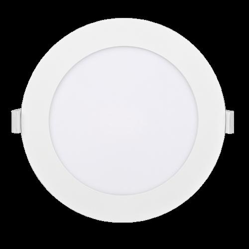 PANASONIC - 12W LED панел за вграждане, кръг, 6500K ∅170 LPLA11W126