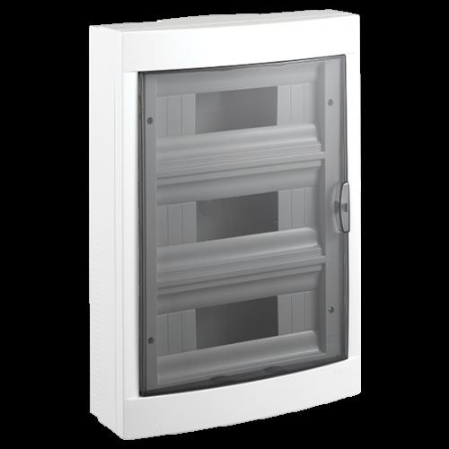 VIKO - Апартаментно табло 3х12 за открит монтаж