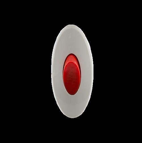 MAKEL - Mързеливо ключе бял/червен 10080