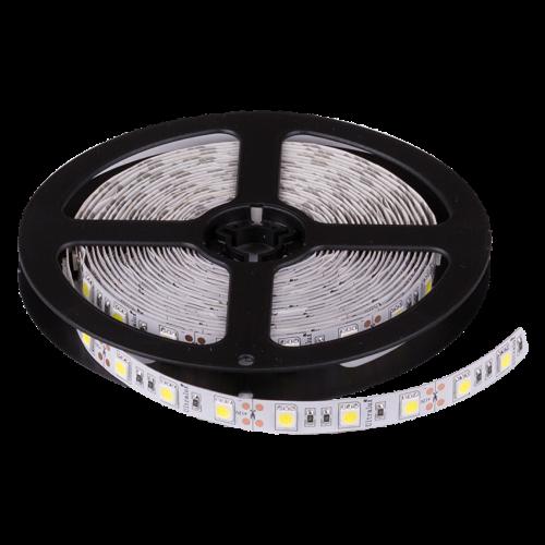 ULTRALUX - LSNW505060NW LED лента, 14.4W/m, 4200K, 12V DC, SMD5050, 60 LEDs/m