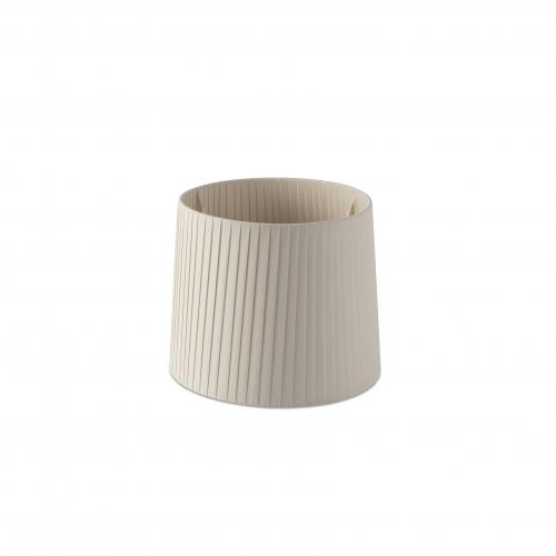 FARO -  MAMBO Beige ribbon textile shade ø250×200 2P0625
