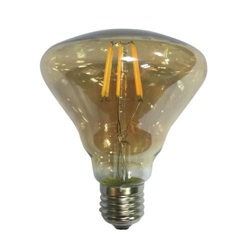 ACA LIGHTING - LED крушка димираща кехлибар SOHO95 FILAMENT E27 6W 2700K 590lm SOHO956WWDIMAM