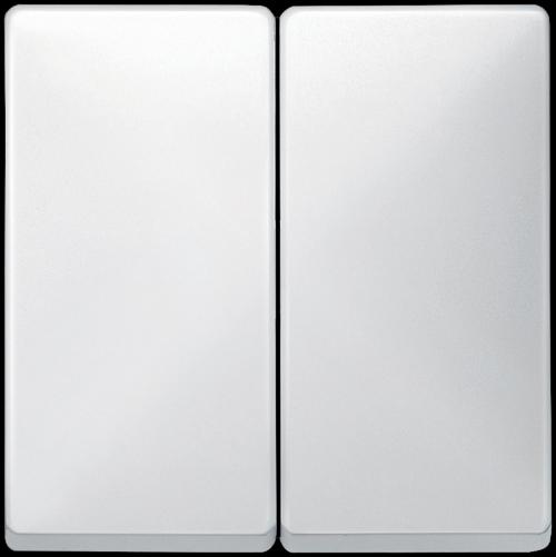 SCHNEIDER ELECTRIC - MTN412519 Лицев панел за сериен ключ полярно бял Artec и Antique