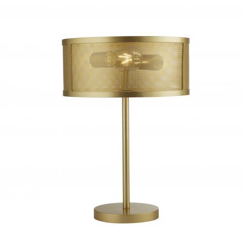 SEARCHLIGHT - Настолна лампа FISHNET 2822-2GO E27, 2x60W