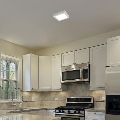 RABALUX - LED Панел квадратен  LOIS 2663  LED / 12W, 800lm, 4000K, 170x170mm