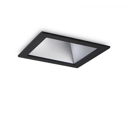 IDEAL LUX - Луна GAME Fl1 SQUARE Black&Silver  192390