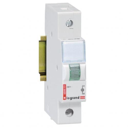 LEGRAND - 604077 ДИН Индикатор зелен NEW 220V