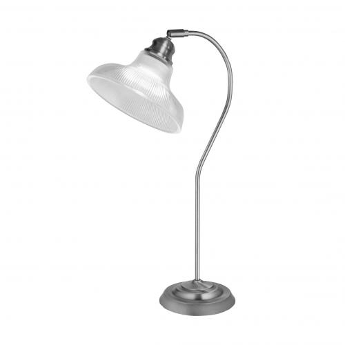 SEARCHLIGHT - Настолна лампа 7180SS Bistro III E27, 60W