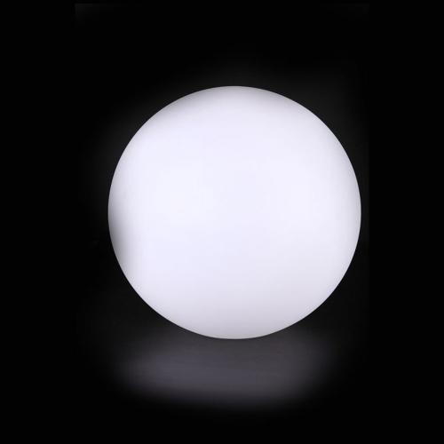 V-TAC - LED RGB градинска лампа ТОПКА D:40X39см SKU 40201 VT-7807