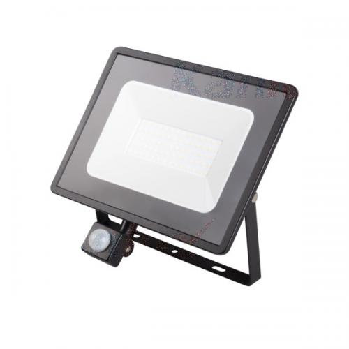 KANLUX - LED прожектор със сензор GRUN V2 LED-50-B-SE 50W 3800lm 4000K IP44 31157
