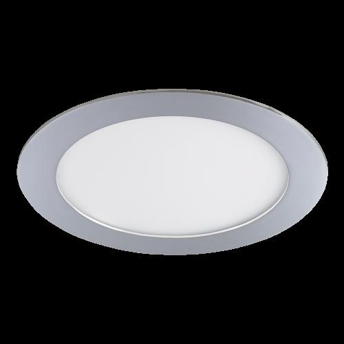 RABALUX - LED Панел влагозащитен кръгъл Lois 5585 12W 4000K хром