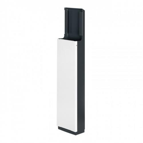 LEGRAND - 59052 Метална стойка за стоящ монтаж на PVC зарядни станции