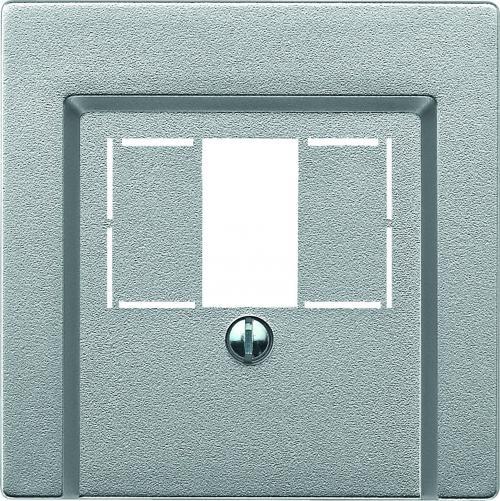 SCHNEIDER ELECTRIC - MTN297960 Лицев панел за USB алуминий System M
