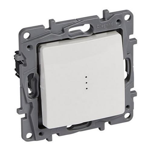 LEGRAND - 664518 NILOE Kлюч за бойлер бял 16A светлинна индикация