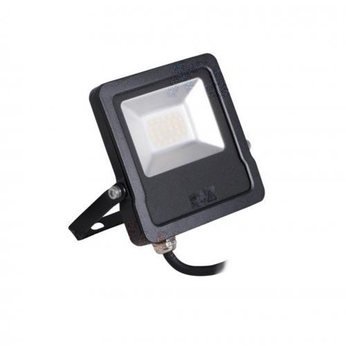 KANLUX - LED прожектор ANTOS LED 20W-NW B 20W 1600lm 4000K IP65 27091