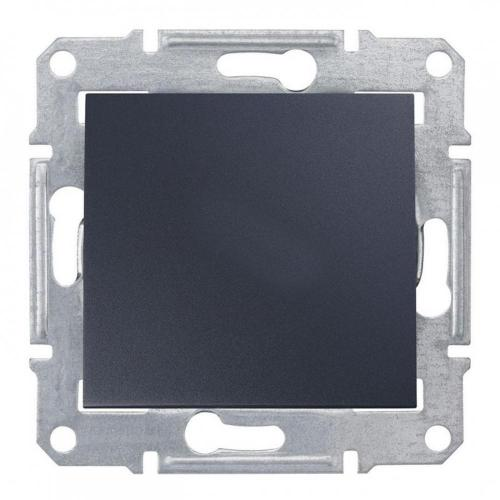 SCHNEIDER ELECTRIC - SDN5600170 Sedna - blind cover - without frame graphite