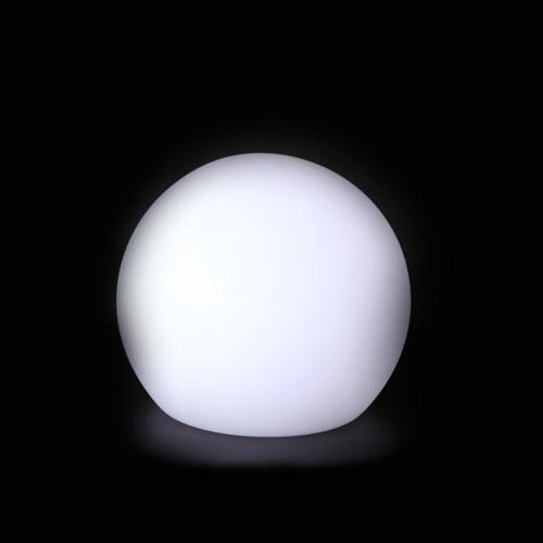 V-TAC - LED RGB градинска лампа ТОПКА D:30X29см SKU 40161 VT-7803