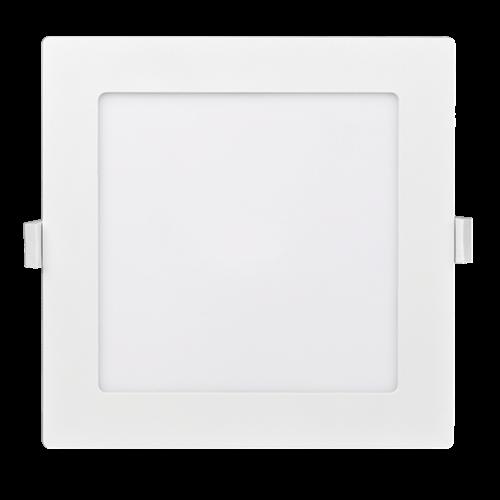 PANASONIC - 12W LED панел за вграждане, квадрат 6500K 170x170 LPLA21W126