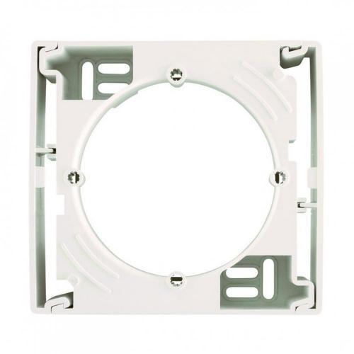 SCHNEIDER ELECTRIC - EPH6100123 Кутия за открит монтаж единична Asfora, крем