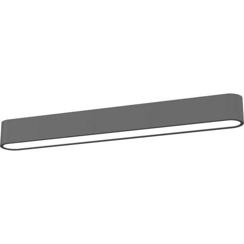 NOWODVORSKI - LED линейно тяло SOFT LED GRAPHITEE 60x6 9537