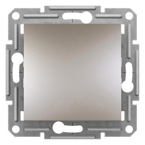 SCHNEIDER ELECTRIC - Бутон бронз 10A Asfora EPH0800369