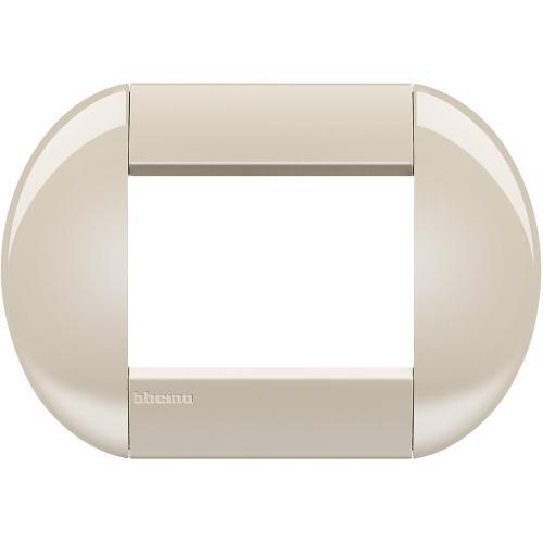 BTICINO - LNB4803CL Рамка 3М Colonial Classy елипсовидна Livinglight