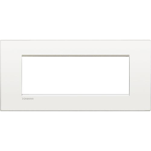 BTICINO - LNC4807BN Рамка 7М white pure Livinglight AIR