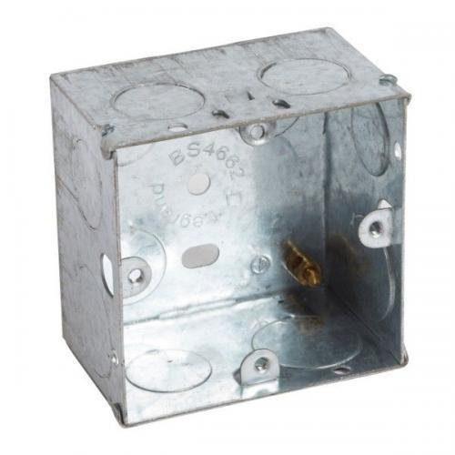 LEGRAND - 89117 Метална конзола 48мм за бойлерен ключ малък Belanko Legrand