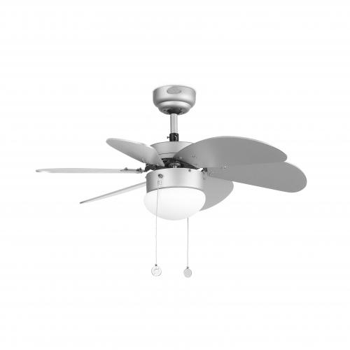 FARO - Таванен вентилатор със осветление PALAO 33186