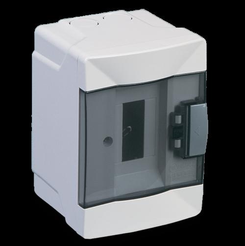 MAKEL - Табло за 2 броя автоматични прекъсвачи открит монтаж 63102