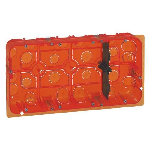 LEGRAND - 80128 Конзола универсална /гипс картон и мазилка/ 2х10 мод дълбочина 50мм