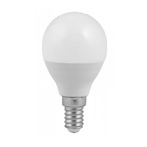 ULTRALUX - LBG51442 LED globe 5W, E14, 4200K, 220V AC, neutral light, SMD 2835