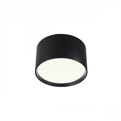 REDO GROUP - Плафон TAPPER  01-1537  D350xH215 LED 32W 3000K MATT BLACK