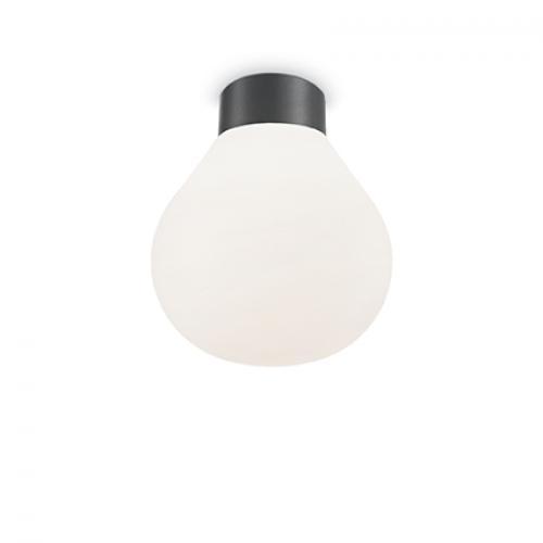 IDEAL LUX - плафон  CLIO PL1 Antracite 149875
