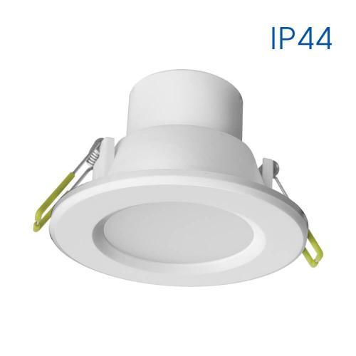VIVALUX - Влагозащитена LED луна за вграждане TOP LED 6W WH/WW 3000K VIV003549
