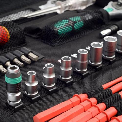 WERA - Комплект инструменти Kraftform Kompakt W 1 Поддръжка (35 части)  041 WRA 641