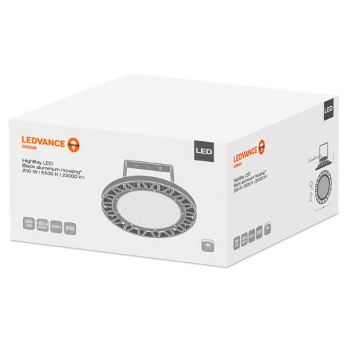 OSRAM - LED Камбана HIGH BAY LED 200W 6500K BK