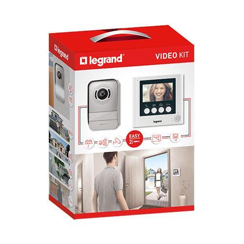 LEGRAND - 369110 С цветен дисплей 4.3
